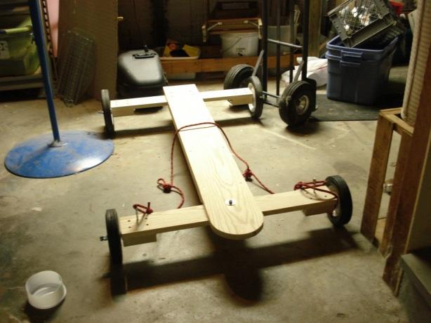 wooden go kart plans