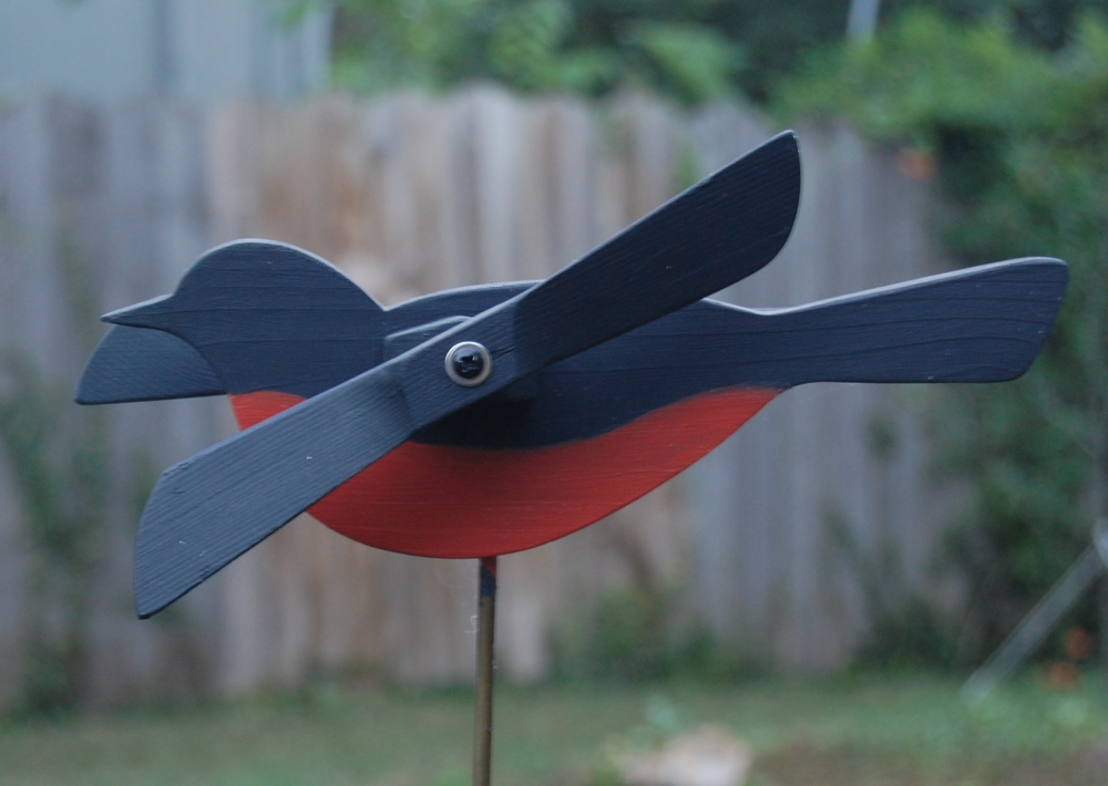 Airplane Whirligig Plans Free