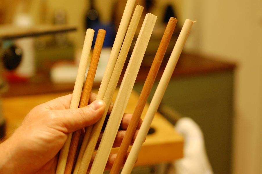 hardwood arrows 2